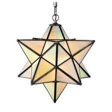 star pendant lighting. 1Light Star Pendant Lighting L