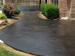 stained concrete patio gray. How To Clean Stained Concrete Patio Gray I