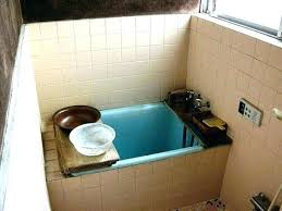 awesome japanese bathtubs small spaces soaking japanese bathtubs small spaces uk