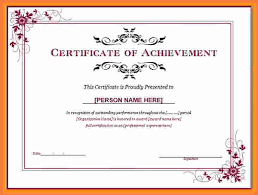 Scholarship Certificate Template For Word Best Certificate Templates Free Download 7 Scholarship