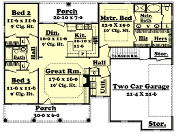 house plans with bonus room. Brilliant Plans Floor Plan For House Plans With Bonus Room Architectural Designs