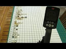 Vdi Chart Minelab Equinox 800 600 Vdi Numbers Gold Chain Jewelry