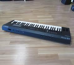 yamaha mx61. used yamaha mx61 61 key music production synthesizer mx61