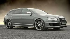 APS Sportec Pumps Audi RS6 Avant Twin Turbo V10 To 700 HP