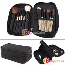 makeup brush travel holder. makeup brush box travel bag 35 holder
