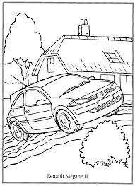 Kleurplaat Volkswagen Passat Passat Coloring Pages Kleurplatenlcom