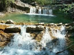 Водопады Краснодарского края От мала до велика Водопад в Краснодарском крае