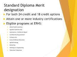Merit Designation Welcome To East Ridge High School Ppt Video Online Download