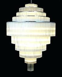 contemporary chandelier