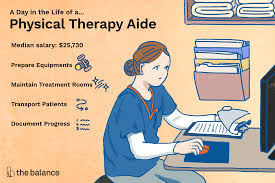 Occupational Therapy Aide Physical Therapy Aide Job Description Salary Skills More