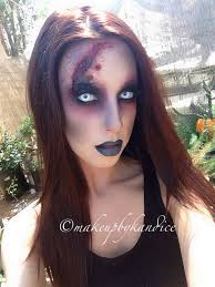 fresh makeup with zombie makeup with pretty zombie makeup go zombie but go