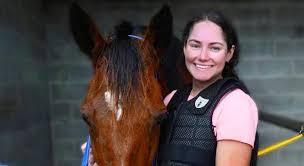 Trainer Melanie Elder eyes Evolution series final win with Ashark ...
