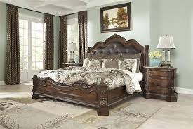 ashley furniture storage bed image of furniture king sleigh bed sets ashley furniture canada storage bed