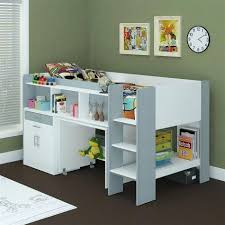 office bunk bed. Amusing Loft Bed Office Space Bunk Desk Trundle Combo New Single Midi Sleeperbunk As