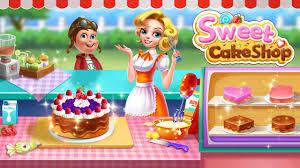 Sweet Cake Shop Kids Cooking Bakery 253953 Apk Download
