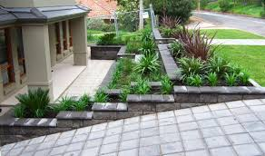Small Picture Brilliant Garden Ideas For Retaining Walls Retaining Wall Design