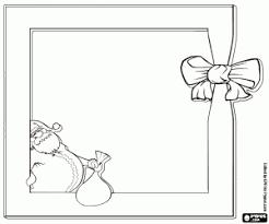 Kleurplaten Kerstversiering Kleurplaat