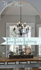 chandeliers lighting over the farmhouse table the winner camilla chandelier pottery barn pottery barn camilla