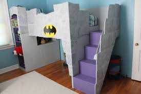 Kids Bedroom Decorations Batman Bedding And Bedroom Daccor Ideas For Your Little Superheroes