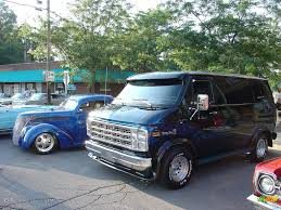 Other family vehicle... Chevy G20 Conversion Van, not sure of the ...