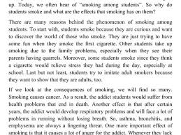 cause and effect essay resume how to write a thesis the causes and effects of smoking among students