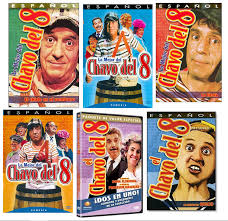 Amazon.com: Lo Mejor Del Chavo Del 8 - Six Different DVD'S * Chavo Del Ocho:  Roberto Gómez Bolaños: Movies & TV