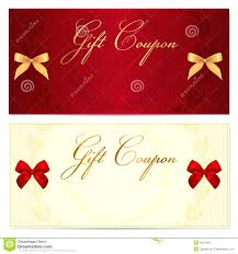 Free Christmas Gift Certificate Templates Template Christmas Gift Certificate Template 14