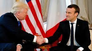 Image result for ماکرون: 7 سال است در سوریه سفارت نداریم دیگر لزومی به کنارهگیری بشاراسد نمیبینیم