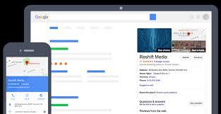 Google Phone Listing Why To Update Google My Business Reshift Media Inc