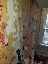 always remove wallpaper