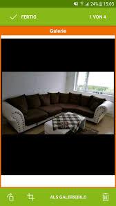 Couch Eckig Mit Sitzhocker