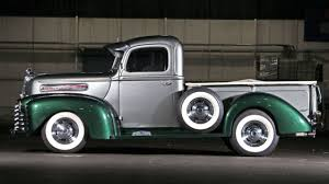 Mercury 1/2-Ton Restomod Pickup 1947 Spring   Classic Car Ratings