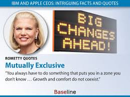 Ibm Quote IBM and Apple CEOs Intriguing Facts and Quotes 20