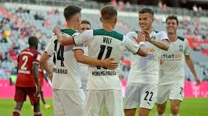 Borussia monchengladbach odds, and gladbach is the +350 underdog. Bundesliga Borussia Monchengladbach Earn Friendly Win Over Bayern Munich