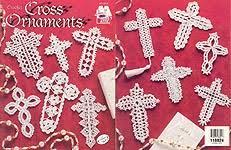 Crochet Cross Pattern Classy Treasured Heirlooms Crochet Vintage Pattern Shop Christmas