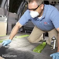 car interior repair