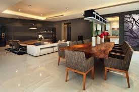 Open Living Room And Kitchen Designs Exterior Awesome Decorating Design