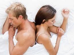 Shodnete se s partnerkou v posteli?