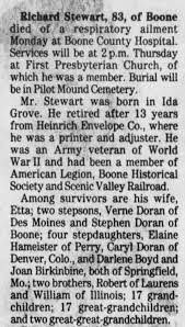 Robert Stewart - Etta Mann's 3rd husband - Newspapers.com