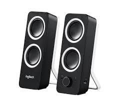 speakers logitech. z200 stereo speakers logitech