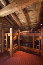 Built In Bunk Beds Best 25 Cabin Bunk Beds Ideas On Pinterest Cabin Beds For Girls
