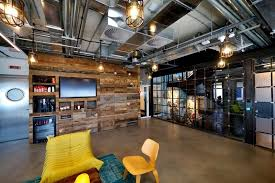 facebook office interior. Setter Architects - Facebook Office (1) Interior