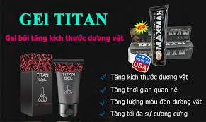 Mua san pham gel titan o dau