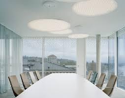 Efficient Office Design Amazing Efficient Light In Geneva Offices Public Spaces Pinterest