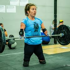 Athlete: Lindsay Hilton   CrossFit Games