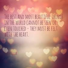 Helen Keller Quotes The Most Beautiful Things Best of 24 Inspirational Helen Keller Quotes