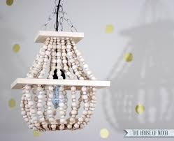 diy beaded chandelier tutorial diy beaded chandelier tutorial