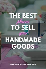 Image result for handmade goods to sell
