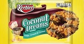keebler cookies fudge stripes.  Fudge Keebler Coconut Dreams Cookies On Keebler Cookies Fudge Stripes H