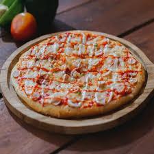 Di masa lockdown sekarang ini, tidak perlu ke luar. Resep Roti Kulit Pizza 6 Bahan Saja Lifestyle Fimela Com